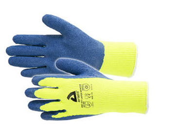 Artelli Handschoen Pro-Fit Latex Winter Maat 11 / per 6 paar (met staffelkorting!)