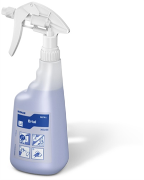 Ecolab sproeiflacon 600 ml Brial Top - www.ecolabproducten.nl