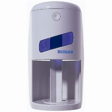 Ecolab Maximum 4 toiletrolhouder duo - www.ecolabproducten.nl