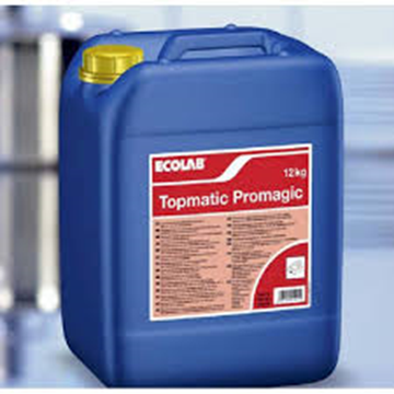 Ecolab Topmatic Promagic   25 kg can  vaatwasproduct - www.ecolabproducten.nl