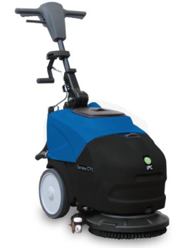 Clean2win schrobautomaat CT 15 E (230 volt)