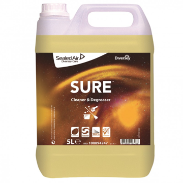 Sure Cleaner & Degreaser 2 x 5 L / 001100894247