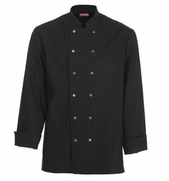 Gavi heren koksjas stripes on black maat XXXL (68)