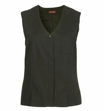 Alba damesgilet chocolate maat 50