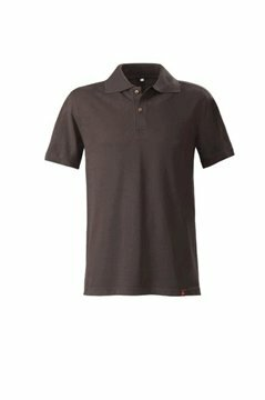 Leandro herenpolo chocolate (regular fit) maat XXXL