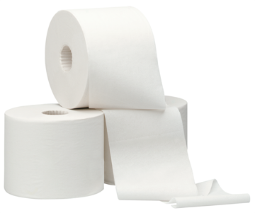 Lotus Compact Universal toilet paper 2-laags tissue wit 36 x 800 vel (400094) (met staffelkorting)