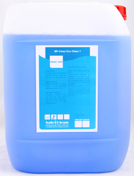 MF-Clean Eco Glass 1 /  Can a 10 liter