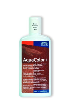 Aquacolor+ zwart / 150 ml