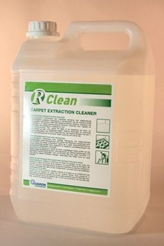 Qlean-tec R-Clean Carpet Extraction Cleaner 2 x 5 liter