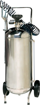 Stainless Steel Spraying cannon - 24 L