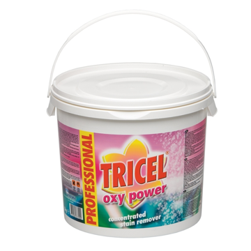 Tricel Professional Oxy Power / emmer a 5 kg