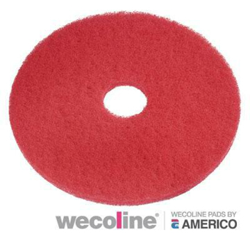 Red pad rood 14 inch