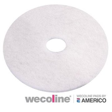 White pad wit 14 inch