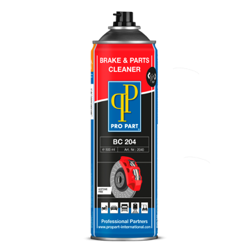 Afbeeldingen van Pro Part Brake & Parts Cleaner BC 204 /  24 x 500 ml